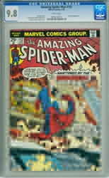 Picture of Amazing Spider-Man #152
