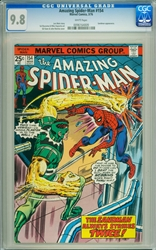 Picture of Amazing Spider-Man #154