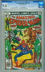 Picture of Amazing Spider-Man #166
