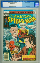 Picture of Amazing Spider-Man #169