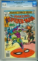 Picture of Amazing Spider-Man #177