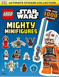 Picture of LEGO Star Wars Mighty Minifugures Sticker Book