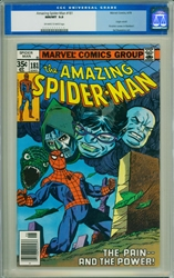 Picture of Amazing Spider-Man #181