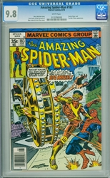 Picture of Amazing Spider-Man #183