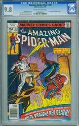 Picture of Amazing Spider-Man #184
