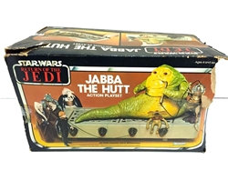 Picture of Star Wars Jabba the Hut Vintage 1983 Playset