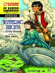 Picture of Classics Illustrated Vol 14 HC Wuthering Heights