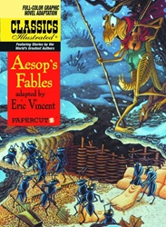 Picture of Classics Illustrated Vol 18 HC Aesop's Fables