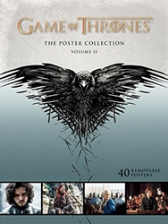 Picture of Game of Thrones The Poster Collection Volume II