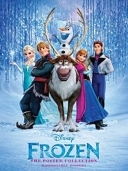 Picture of Disney Frozen The Poster Collection
