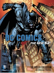 Picture of DC Comics New 52 Poster Collection