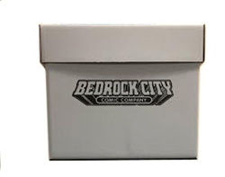 Picture of Bedrock City Comic Short Box