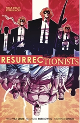 Picture of Resurrectionists Vol 01 SC Near Death Experienced