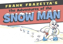 Picture of Adventures of the Snow Man HC