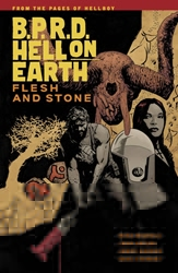Picture of BPRD Hell on Earth TP VOL 11 Flesh and Stone