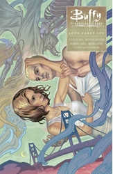 Picture of Buffy the Vampire Slayer Season 10 TP VOL 03 Love Dares You