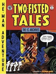 Picture of EC Archives Two-Fisted Tales HC