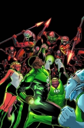 Picture of Green Lantern Lost Army #2