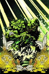 Picture of Swamp Thing by Scott Snyder Deluxe Edition HC