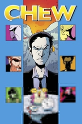 Picture of Chew Vol 02 HC Smorgasbord Edition