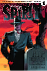 Picture of Will Eisner's Spirit #1 Wagner Cover
