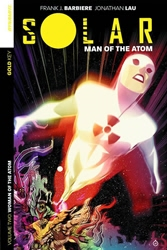 Picture of Solar Man of the Atom TP VOL 02 Intergalactic