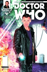 Picture of Doctor Who 9th Doctor #5 Photo Cover