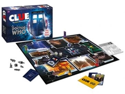 Picture of CLUE Doctor Who Edition