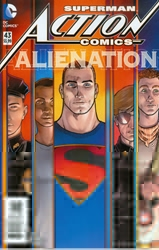 Picture of Action Comics (2011) #43