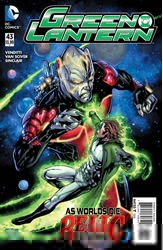 Picture of Green Lantern (2011) #43