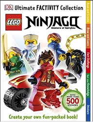 Picture of LEGO Ninjago Ultimate Factivity Collection