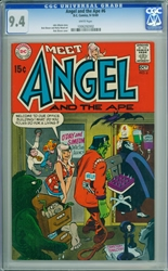 Picture of Angel & the Ape #6