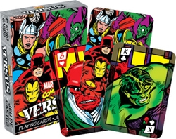 Picture of Marvel Versus Comics Playing Cards