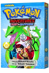 Picture of Pokemon Adventures GN VOL 19