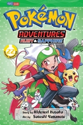 Picture of Pokemon Adventures GN VOL 22