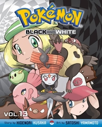 Picture of Pokemon Black & White GN VOL 13