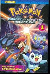 Picture of Pokemon Diamond & Pearl Adventure GN VOL 01