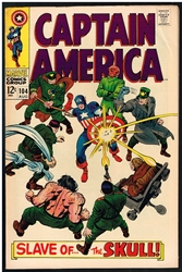 Picture of Captain America #104