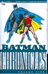 Picture of Batman Chronicles Vol 05 SC