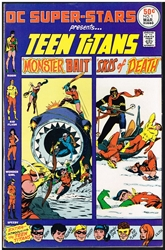 Picture of DC Super-Stars #1