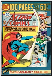 Picture of Action Comics #443