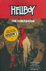 Picture of Hellboy Companion SC