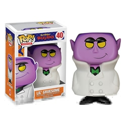 Picture of Pop Animation Hanna Barbera Wacky Racers Lil' Gruesome Vinyl Figure