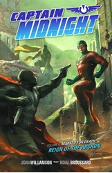 Picture of Captain Midnight TP VOL 06 Marked for Death