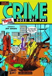 Picture of Crime Does Not Pay Archives Vol 10 HC