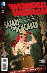 Picture of Wonder Woman #43 Bombshell Cover