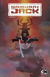 Picture of Samurai Jack Vol 04 SC Warrior King