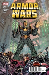 Picture of Armor Wars #4