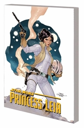 Picture of Star Wars Princess Leia SC