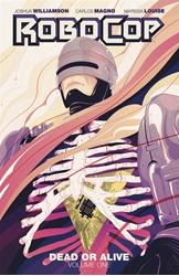 Picture of Robocop Dead or Alive TP VOL 01 (Mr)